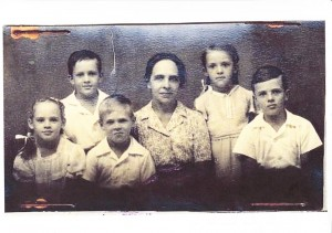 Anna's Passport photo
